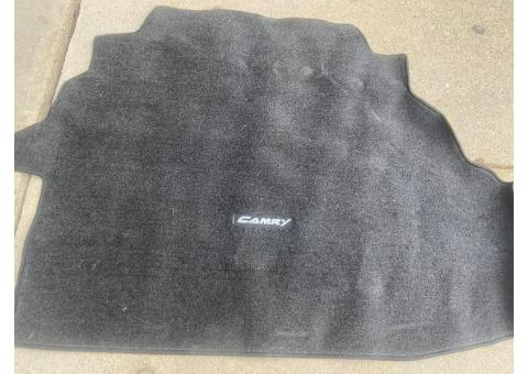 Two Trunk Carpet Mats for Toyota Camry